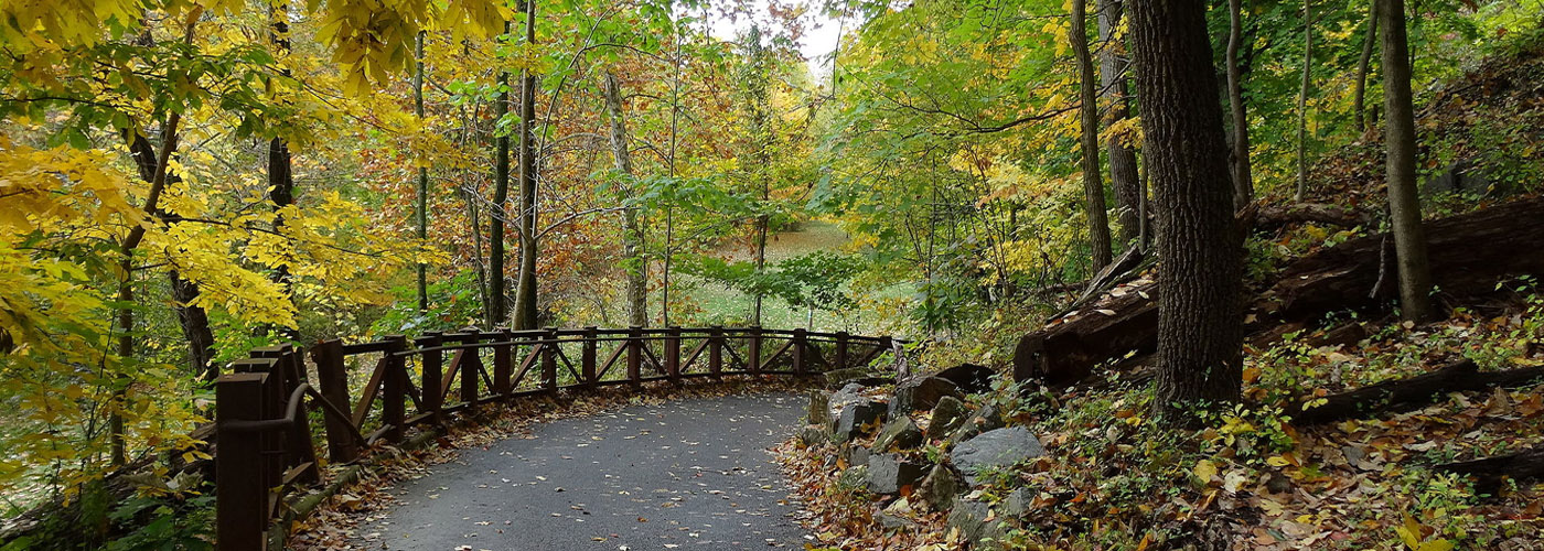 Delaware Hiking & Biking Trails