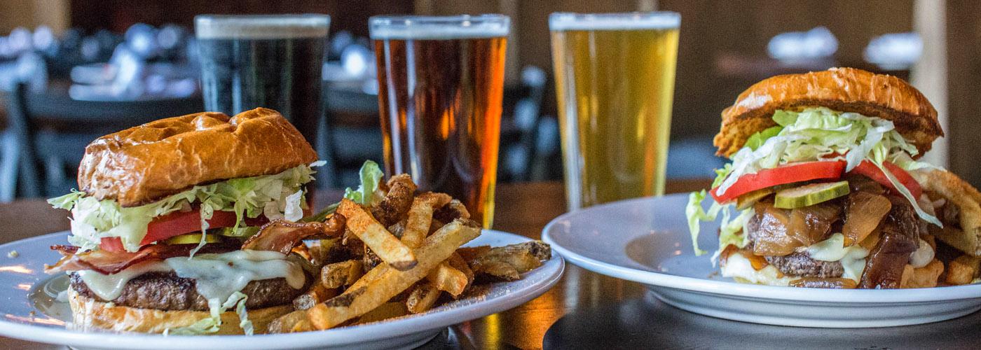 Washington Street Ale House Burgers