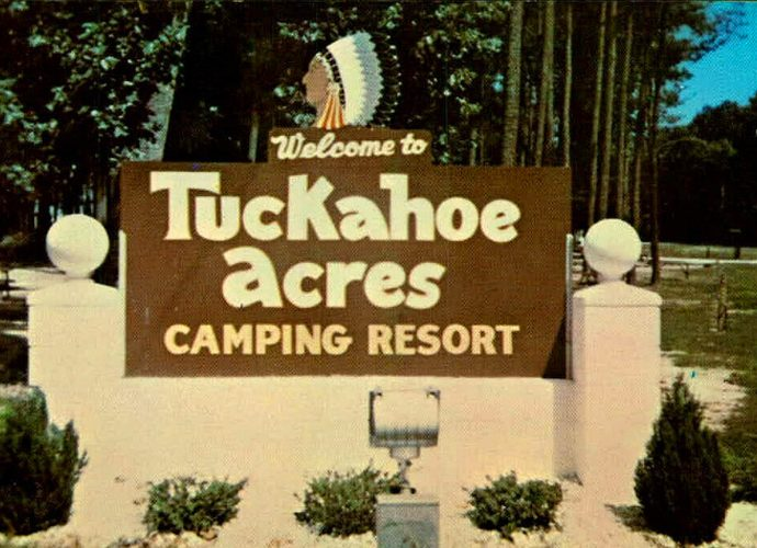 Tuckahoe Acres Camping Resort