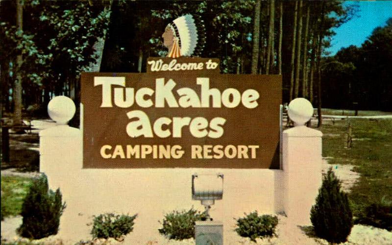 Tuckahoe Acres Camping Resort